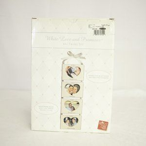 Russ White Lace and Promises 4 Piece frame set